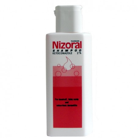 Nizoral Shampoo 50ml (1.7 oz) 2% Ketoconazole