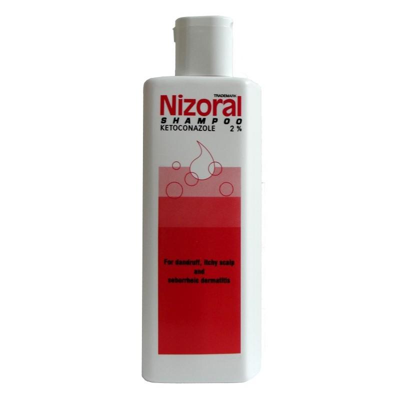 Nizoral Shampoo 100ml (3.5 oz) 2% Ketoconazole