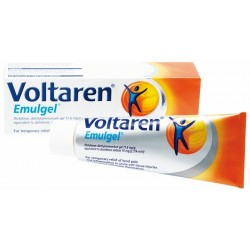 Voltaren Gel Emulgel 50g 1.16 Diclofenac (Anti Inflammatory Cream)