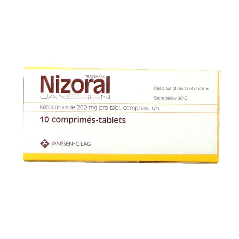 Ketoconazole HRA 200mg Tablets - Summary of Product ...